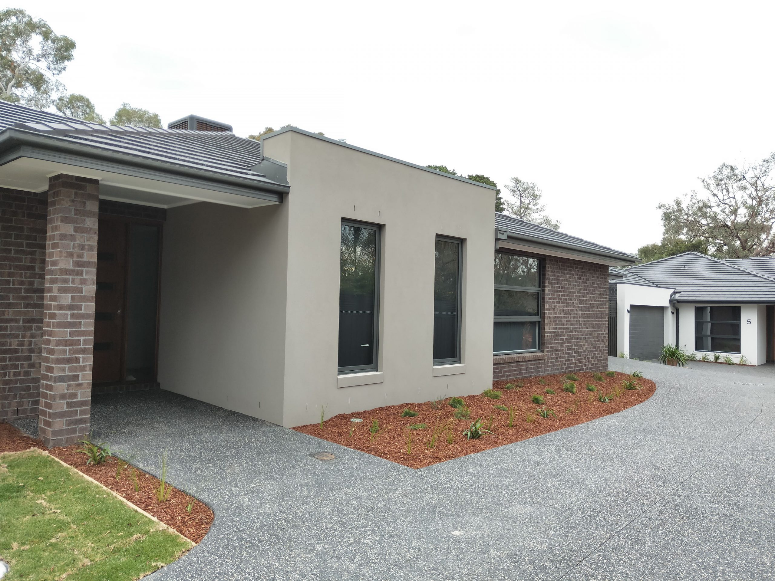 Central Avenue Bayswater Construction of two single storey dwellings