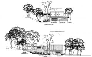 Lateral Building Design Town Planning