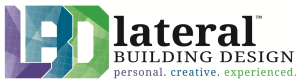Lateral Building Design Logo
